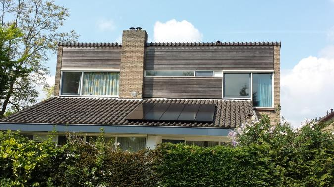 Zonnepanelen in Naarden